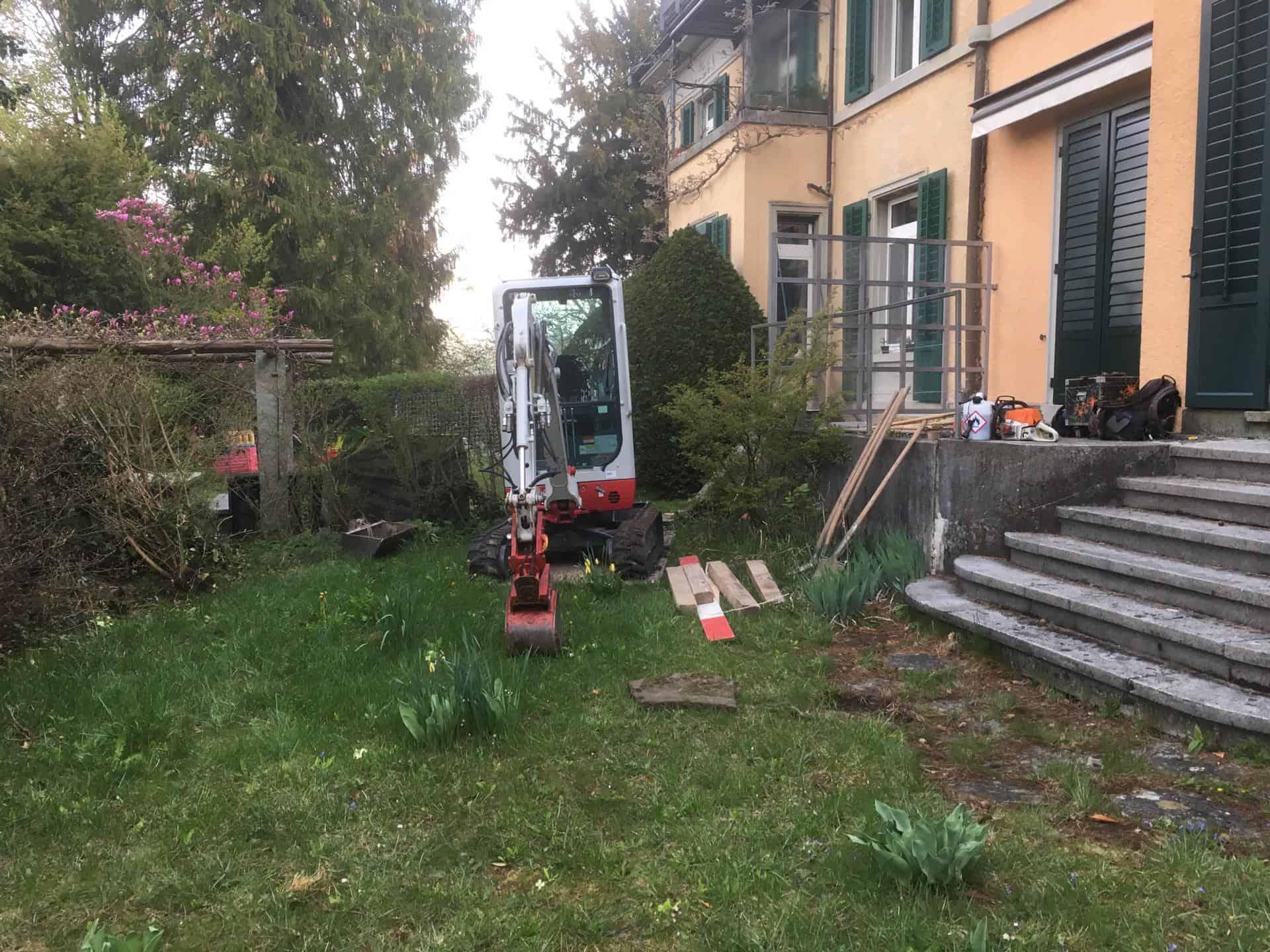Gartenberatung